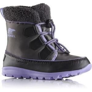 Sorel Whitney Carnival Boots Barn dark grey/paisley purple dark grey/paisley purple