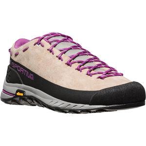 La Sportiva TX2 Leather Shoes Dam sand/purple sand/purple