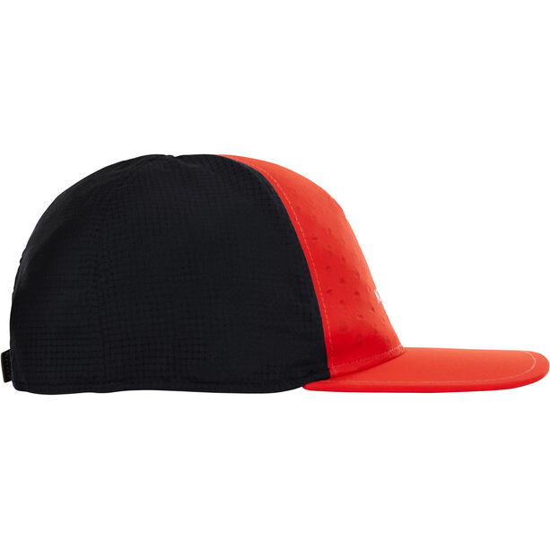 The North Face Summit Ball Cap fiery red