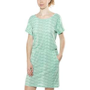 Meru Lille Drirelease Dress Dam turquoise turquoise