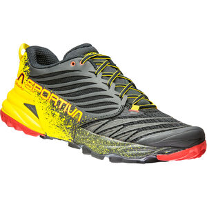La Sportiva Akasha Shoes Herr yellow/black yellow/black