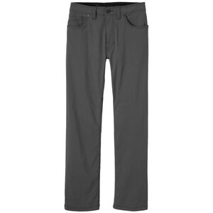 "Prana Brion Pants 32"" Inseam Herr charcoal charcoal"