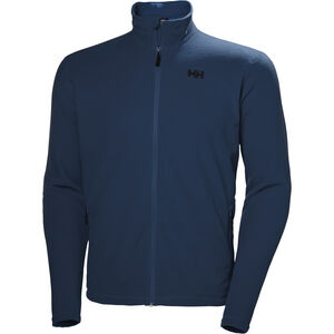 Helly Hansen Daybreaker Fleece Jacket Herr North Sea Blue North Sea Blue