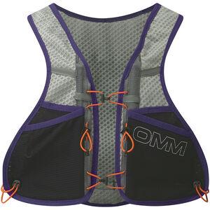 OMM TrailFire Vest purple/grey purple/grey