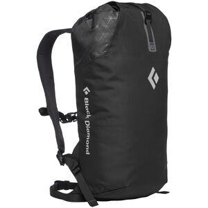 Black Diamond Rock Blitz 15 Backpack Black Black