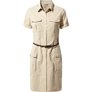 Craghoppers NosiLife Savannah Dress Dam desert sand desert sand