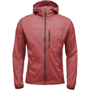 Black Diamond Alpine Start Hoody Herr red oxide red oxide
