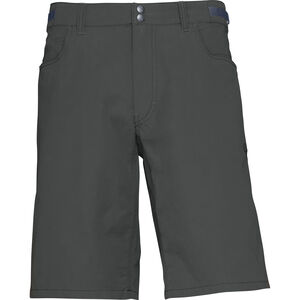 Norrøna Svalbard Light Cotton Shorts Herr slate grey slate grey