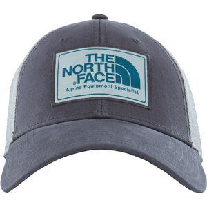 The North Face Mudder Trucker Hat asphalt grey/high rise grey/blue coral asphalt grey/high rise grey/blue coral
