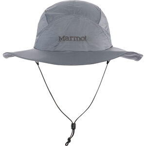 Marmot PreCip Safari Hat steel onyx steel onyx