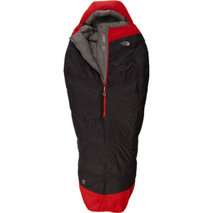 The North Face Inferno -40F/-40C Long asphalt grey/centennial red asphalt grey/centennial red