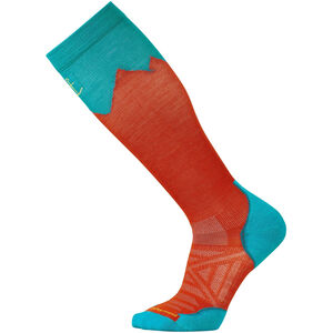 Smartwool PhD Outdoor Mountaineer Socks Herr brt orange brt orange