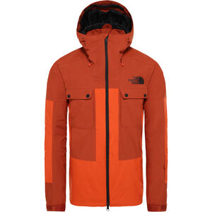 The North Face Balfron Jacket Herr papaya orange/picante red papaya orange/picante red