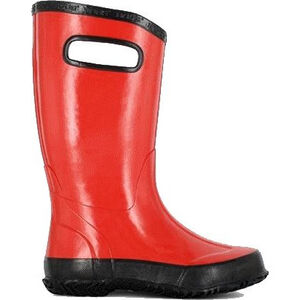 Bogs Rainboot Barn red/black red/black