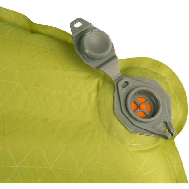 Sea to Summit Comfort Light Self Inflating Mat Large green