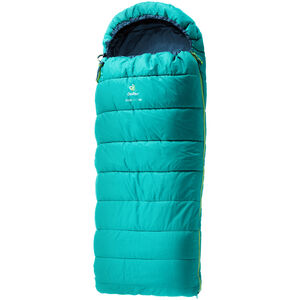 Deuter Kids Starlight SQ Sleeping Bag Barn petrol/navy petrol/navy