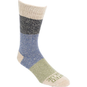 United By Blue Tacony Hemp Socks light blue light blue