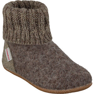 Giesswein Wildpoldsried High Slippers Barn taupe taupe