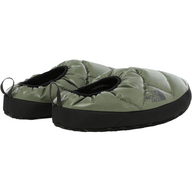 The North Face NSE Tent Mule III Shoes Herr Four Leaf Clover/TNF Black