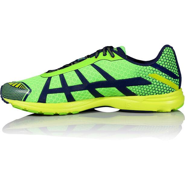 Salming Distance D5 Shoes Herr gecko green