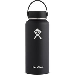 Hydro Flask Wide Mouth Flex Bottle 946ml black black