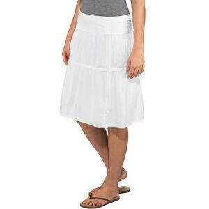 Prana Taja Skirt Dam white white