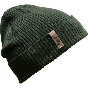 Lundhags Rib Beanie forest green forest green