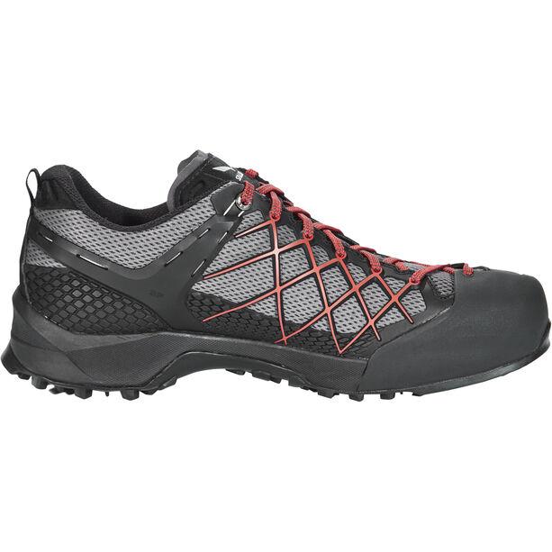 SALEWA Wildfire GTX Shoes Herr black out/bergot