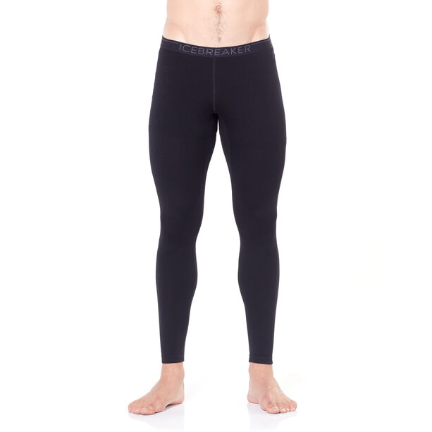 Icebreaker 260 Tech Leggings Herr black/monsoon