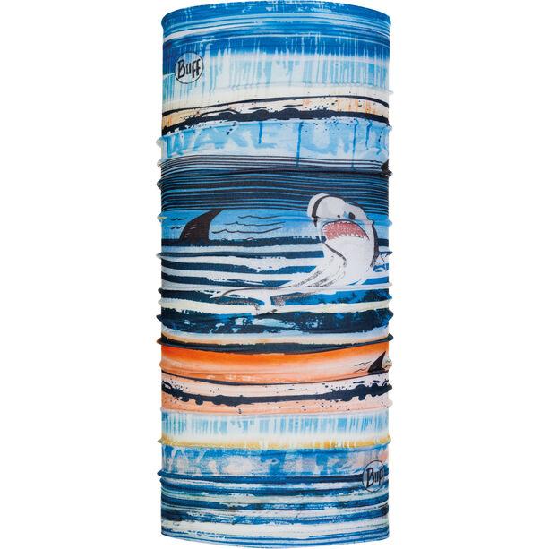 Buff Coolnet UV+ Neck Tube Barn sharky multi