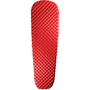 Sea to Summit Comfort Plus Insulated Mat Regular red red