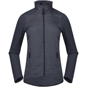 Bergans Stranda Hybrid Jacket Dam dark navy/dark navy mel/dark fogblue dark navy/dark navy mel/dark fogblue