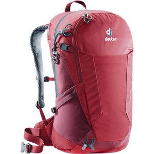 Deuter Futura 24 Backpack cranberry-maron cranberry-maron