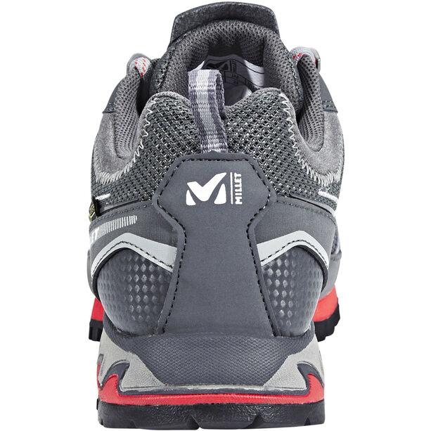 Millet Trident GTX Low Shoes Dam hibiscus/heather grey