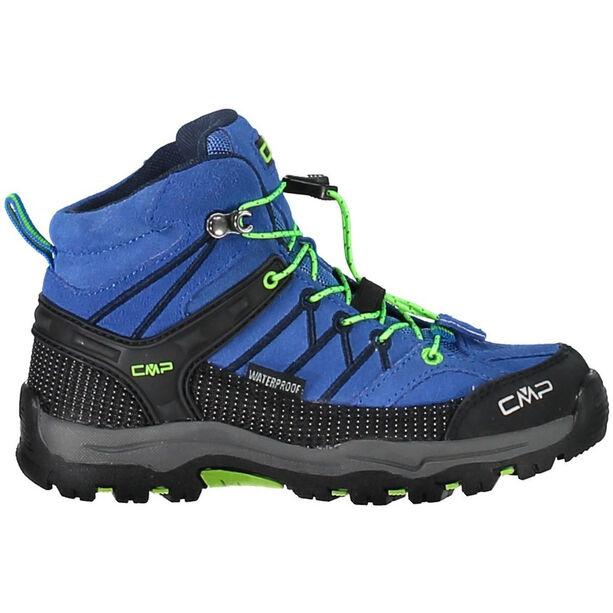 CMP Campagnolo Rigel Mid WP Trekking Shoes Barn royal-frog