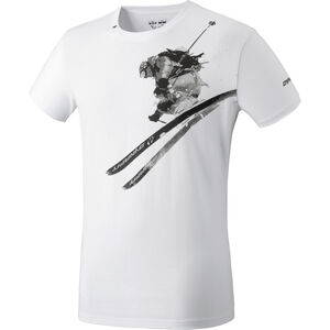 Dynafit Graphic Cotton SS Tee Herr white/cliff white/cliff