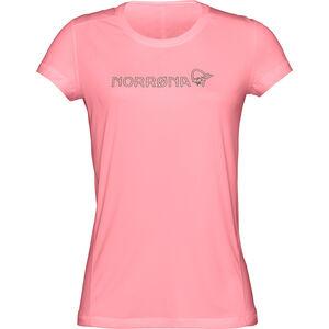 Norrøna /29 Tech T-shirt Dam geranium pink geranium pink