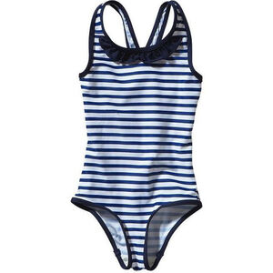 Patagonia Baby Qt Barn nautical stripe: channel blue nautical stripe: channel blue