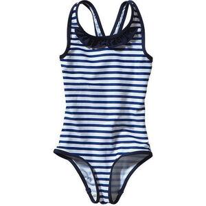 Patagonia Baby Qt Barn nautical stripe: channel blue nautical stripe: channel blue