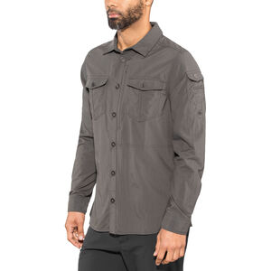Craghoppers NosiLife Adventure II Long Sleeved Shirt Herr black pepper black pepper