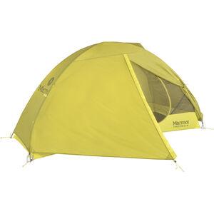 Marmot Tungsten UL 1P Tent dark citron/citronelle dark citron/citronelle