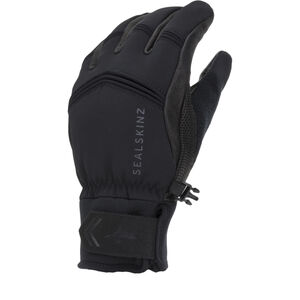 Sealskinz Waterproof Extreme Cold Weather Gloves Black Black