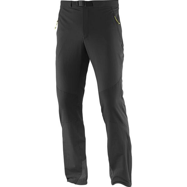 Salomon Wayfarer Mountain Pants Herr black