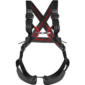 Mad Rock Mountain Mama Climbing Harness for Pregnancy Dam black/red black/red