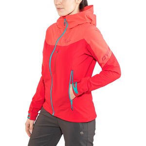 Dynafit Mercury 2 Dynastretch Jacket Dam crimson crimson