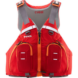 NRS Cvest PFD red red