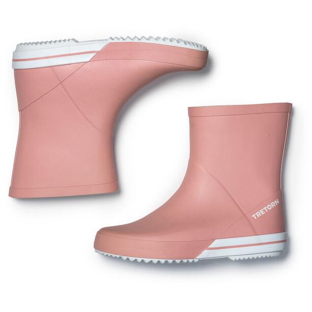 Tretorn Basic Mid Rubber Boots light rose