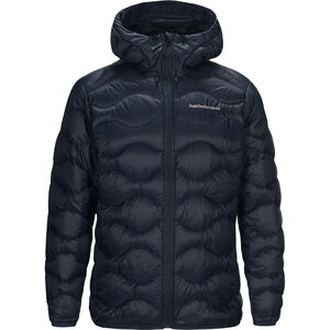 Peak Performance Helium Hood Jacket Herr Blue Shadow Blue Shadow