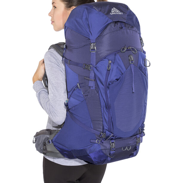 Gregory Deva 70 Backpack Dam nocturne blue