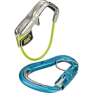 Edelrid 37438 Belay Kit with Bulletproof Triple icemint icemint